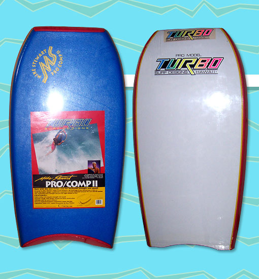 Turbo Surf Designs Mike Stewart Pro/Comp II