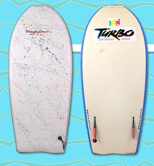 Turbo Surf Designs Super Turbo