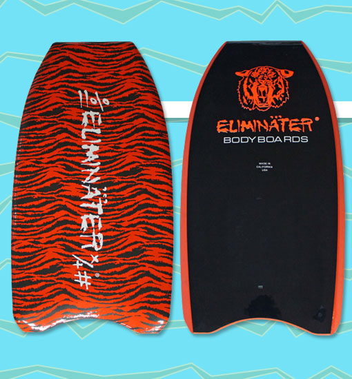 Eliminater Hawaii Pro Board